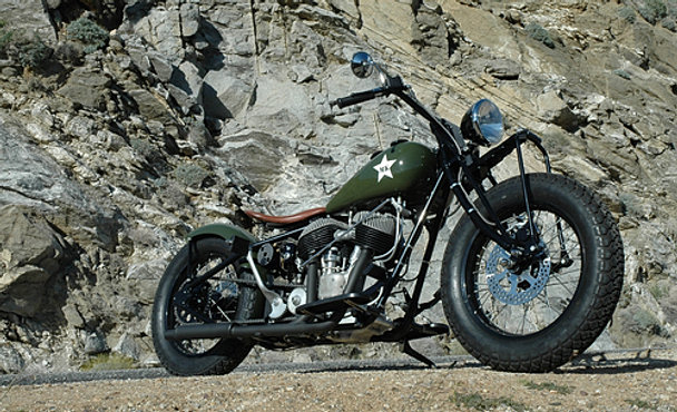 """Discovery Channels """"Great Biker Build Off """" Sturgis AMD World Champion"""