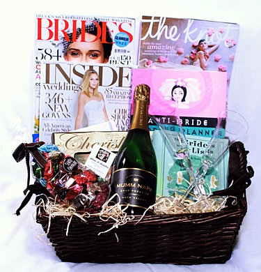 Wedding Planning Gift Basket : Bliss N Bundles Engagement Gift Baskets & Expecting Gift Baskets