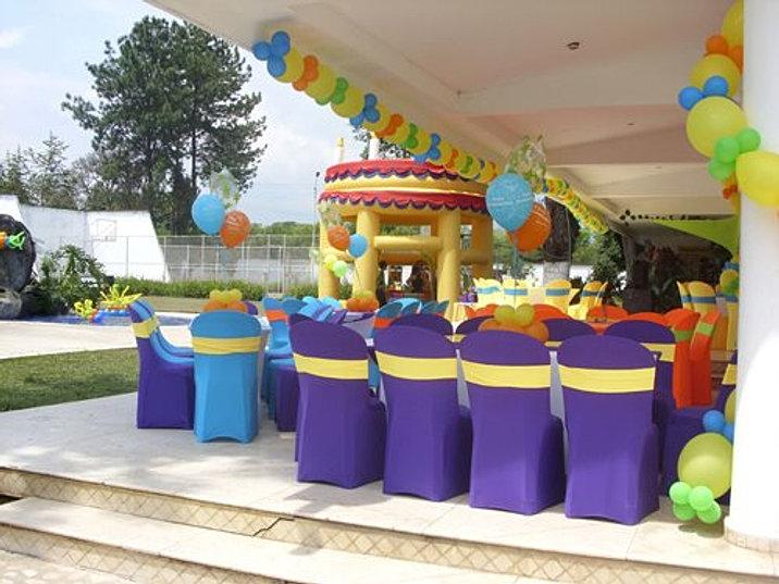 Casa nro 1 - Decoracion fiestas infantiles en casa ...