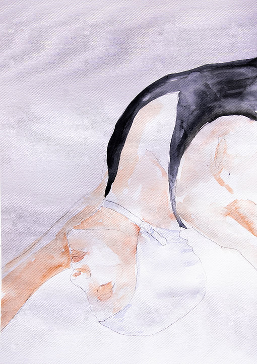 Katherine Rawls  NO 01_watercolor on pap