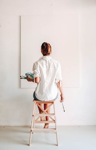 alketa delishaj, artist in studio - riccione - bologna - verona .jpg