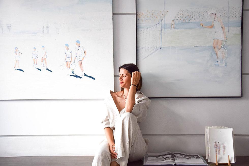 alketa delishaj, contemporary artist alb
