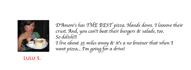 D'amores thousand oaks coupons