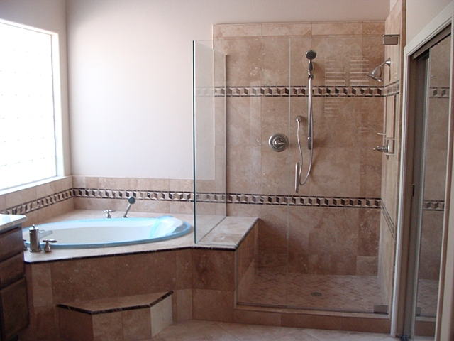 Bathroom and shower remodeling contractor in az for Bath remodel scottsdale