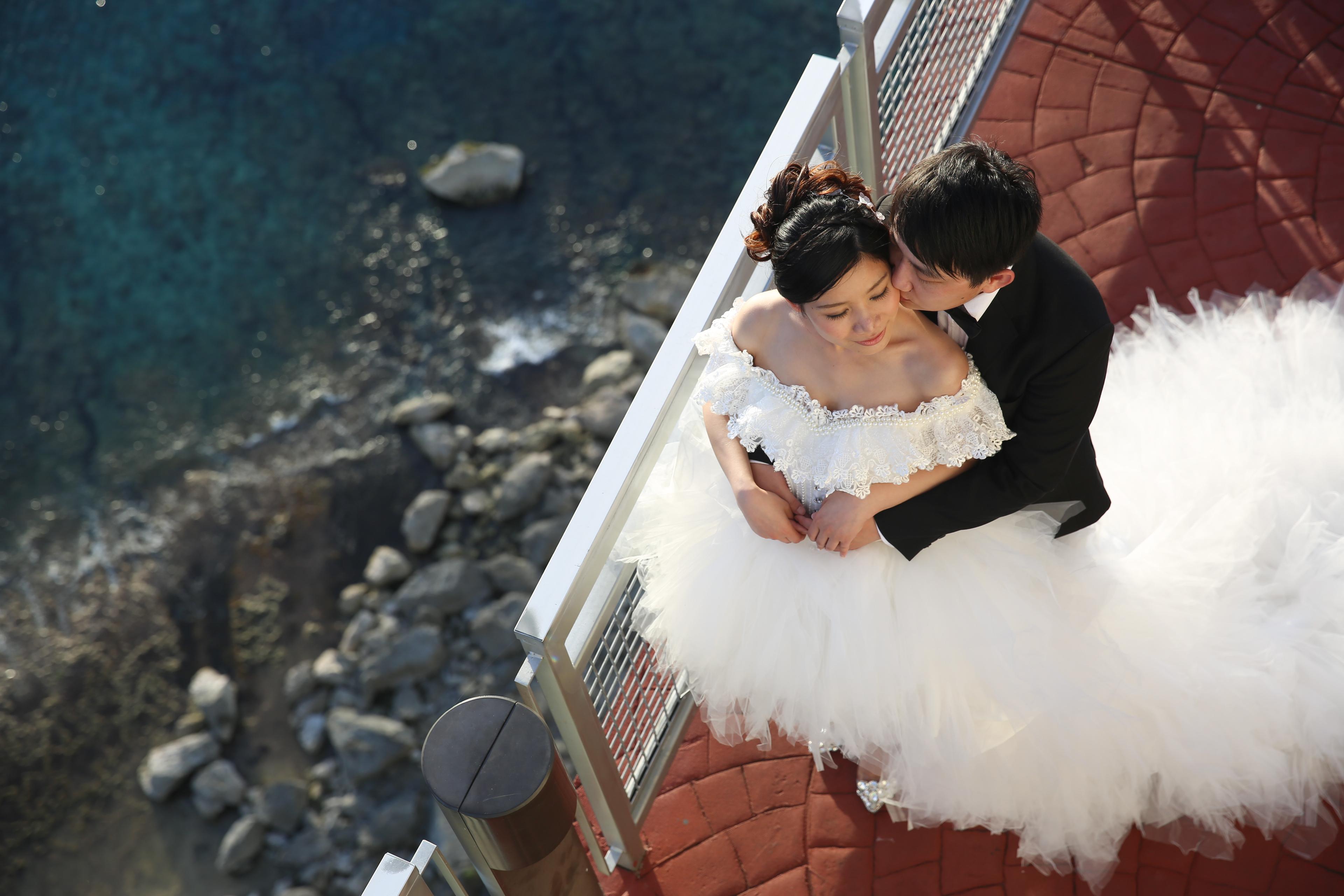 Jing paradise wedding