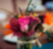 fresh florals for your wedding reception