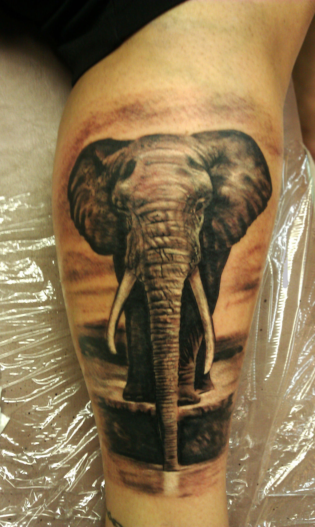 Best tattoo artist austin tx bestblack and grey best for Best realism tattoo artist