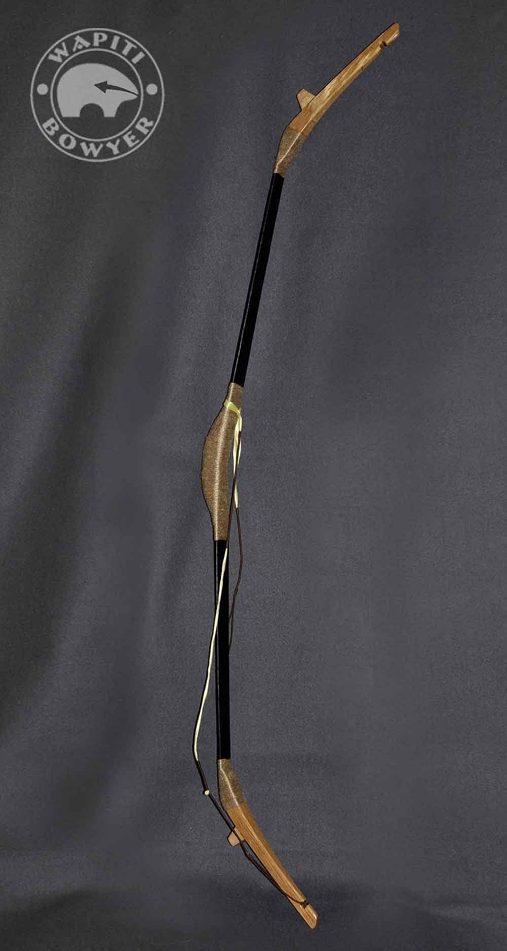 лук для стрельбы исторический башкирский лук
