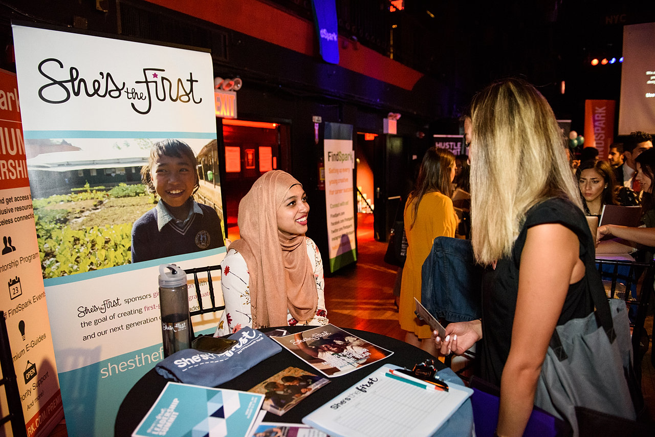 Blue apron job fair nj - Hustle Summit Findspark Millennial Diversity Networking Recruitment Employer Branding Event