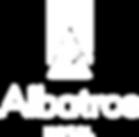 Logo Albatros TRANSPARENTE BLANCO.png