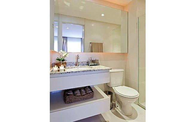 Moveis Planejados em SP Casa Completa Planejada Marcenaria Dcoratt  A -> Armario Banheiro Sp