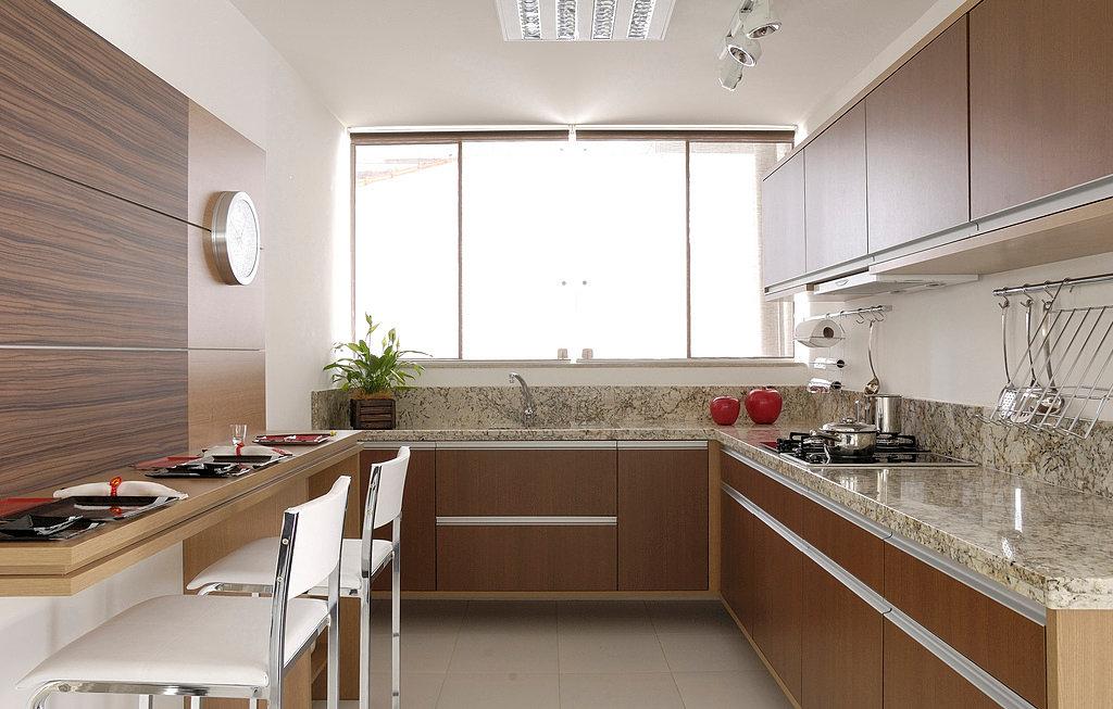 Cozinha de Apartamento SP Guarulhos -> Banheiros Planejados Em Porto Alegre