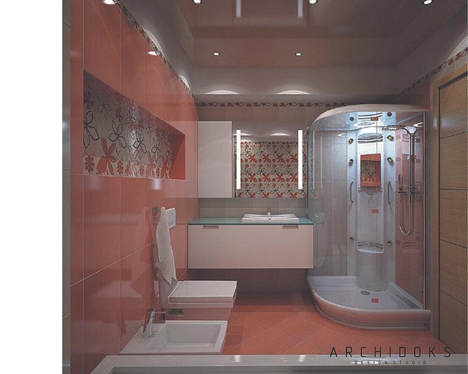 Фото дизайн проект ванных комнат