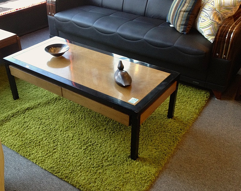 Pittsburgh furniture company black and yellow coffee table for Table 6a of gstr 1