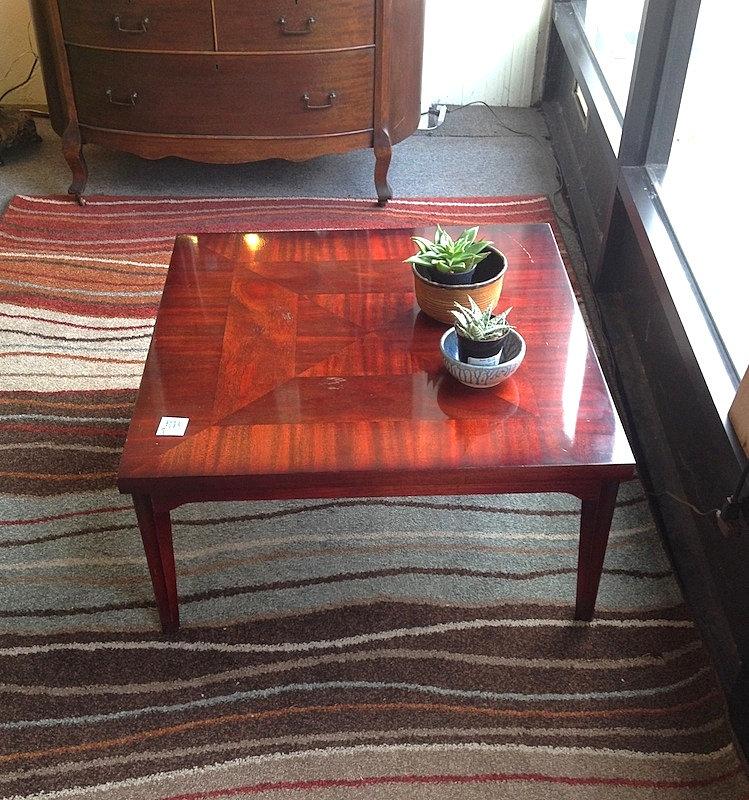 Pittsburgh Furniture Company Lane Square Coffee Table