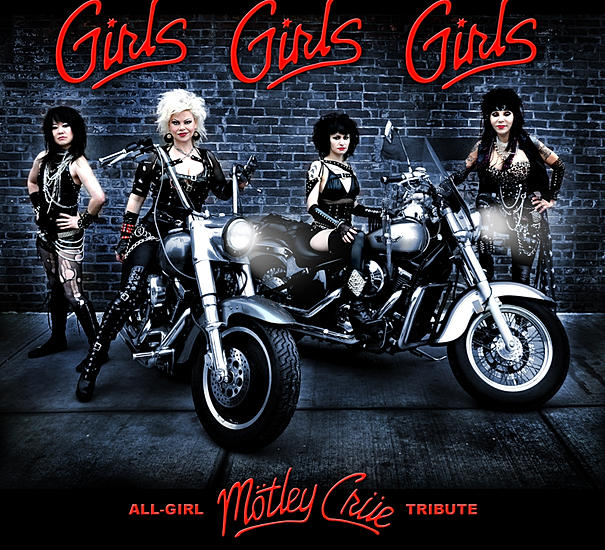 female tribute bands all-girl cover motley crue