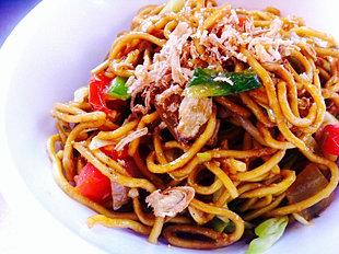 Javanese Stirfried Noodles
