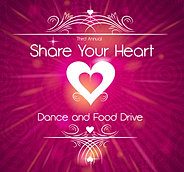 Share Your Heart Dance & Food Drive