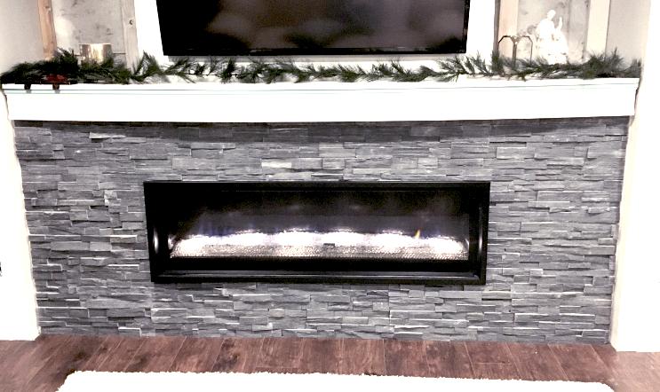Fireplace Finally Finished | suitehoneydo