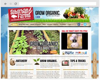 Suburban Farms