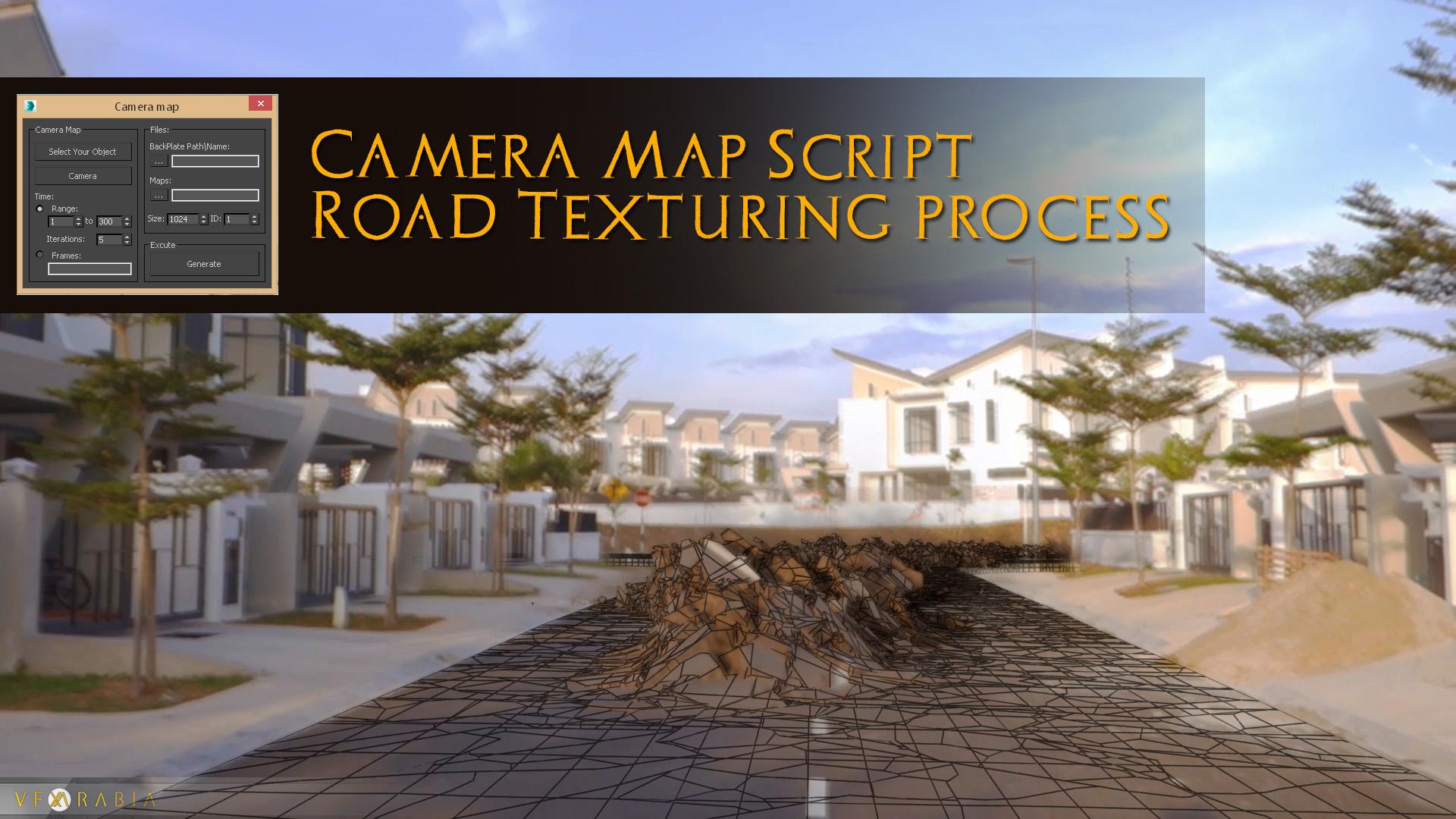 Camera map script