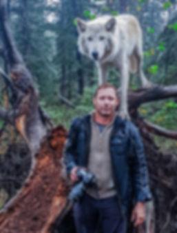 Jason Kenzie and Wolf