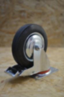 ruedas con horquilla