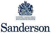 Sanderson - Suppliers to Ideal Drape Makers Melbourne [IDM}