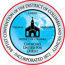 Baptist Convention of DC and Vicinity Logo