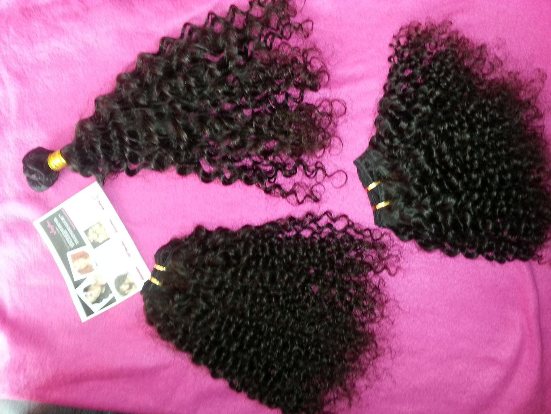 kinky weave