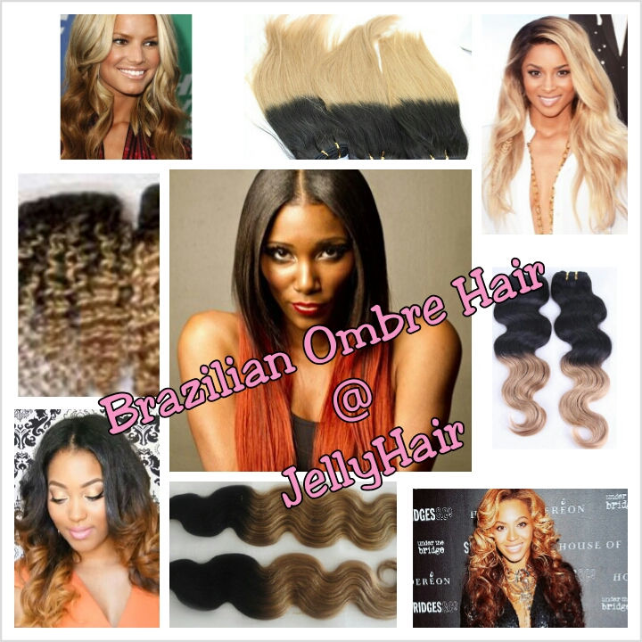 Brazilian Ombre Hair