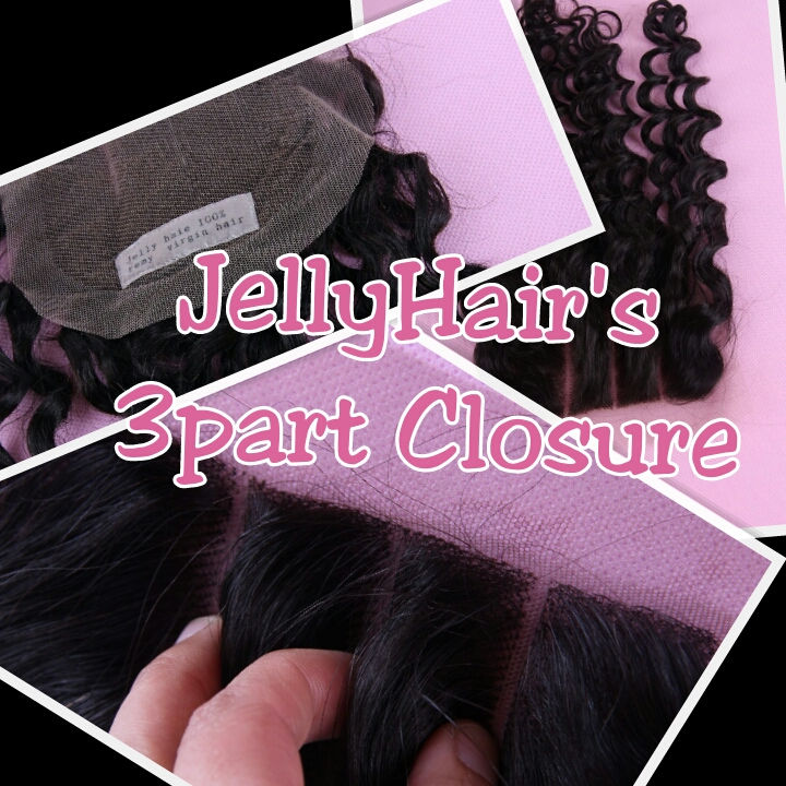 Nieuw!!! 3part Closure