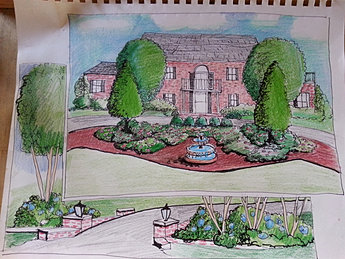 Beaufort NC Landscape Design