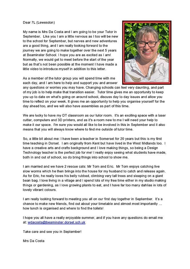 7L Mrs Da Costa Tutor Letter 2021-page0001.jpg