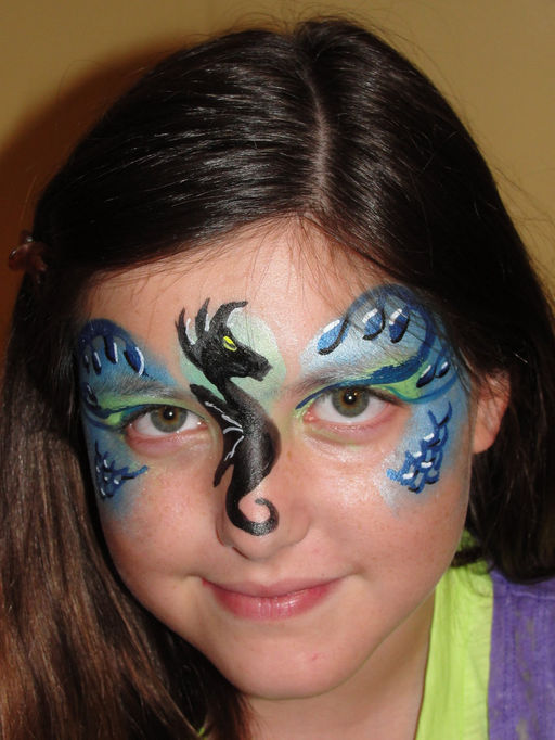 Face Painting Pinellas County Florida