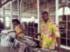 steel impressions steelband corporate event Captain Bills Catering