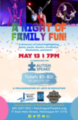 Autism Speaks Event Long Island New York Steel Impressions Steelband steelpan performance Patchogue Arts Council Patchogue Theate