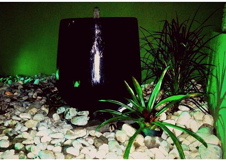 Hortus costa rica fuentes ornamentales for Fuentes ornamentales jardin