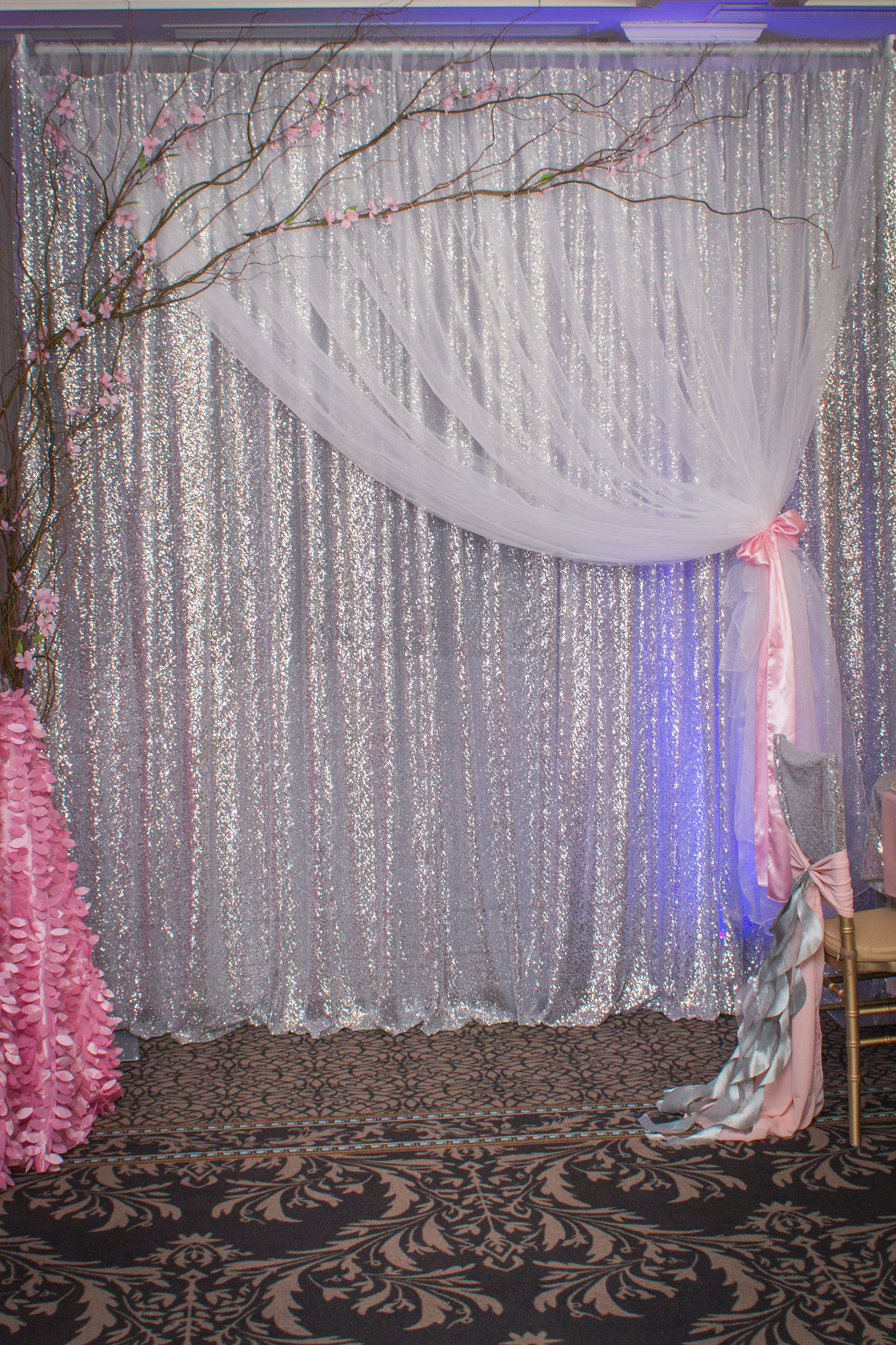 True elegance manchester bedford nh wedding decor services nh ma - Www curtain design picture ...