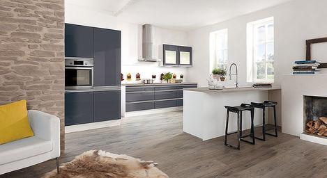 küchenplanung und beratung für eine einbauküche, wohnküche, Hause ideen