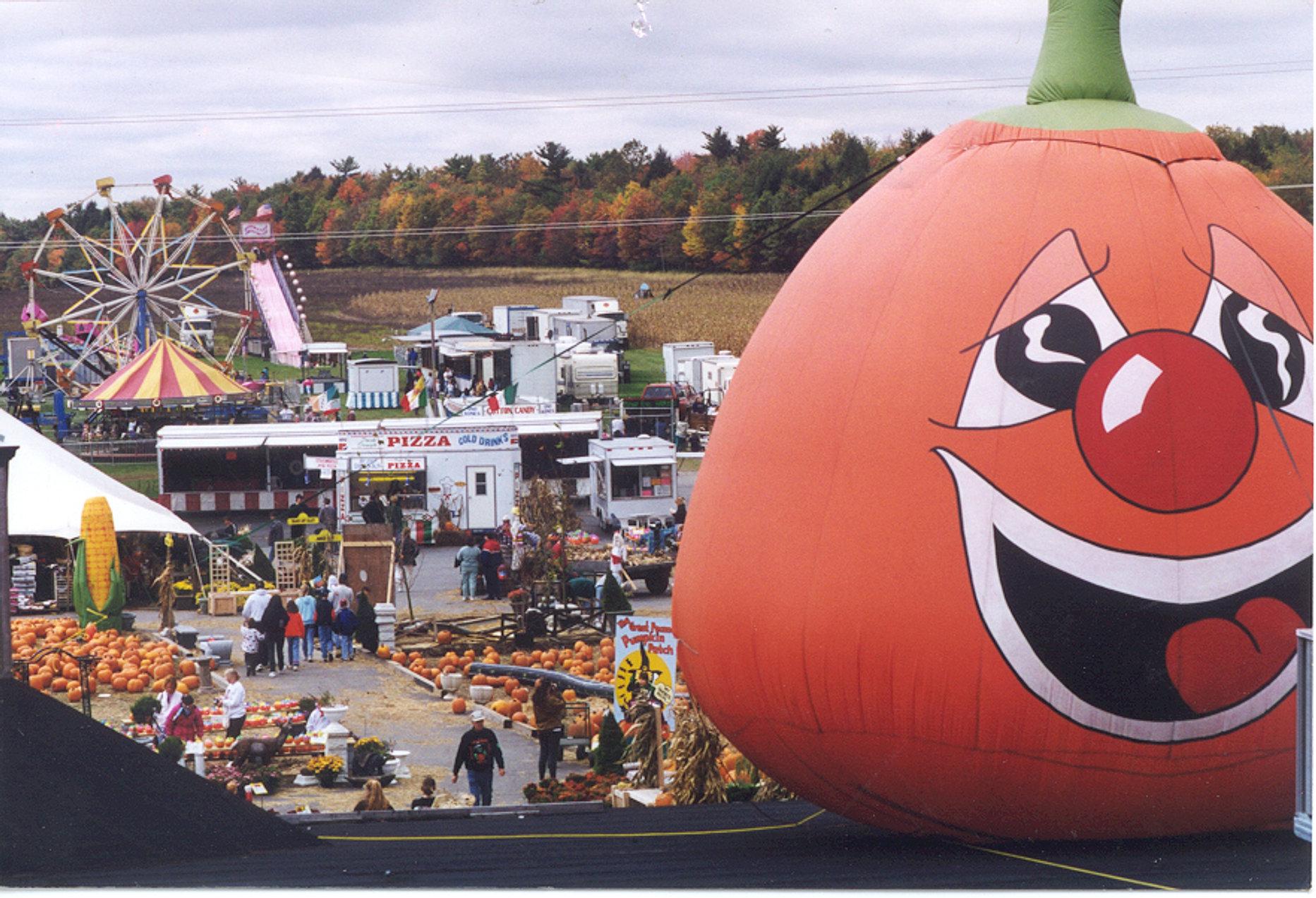 Great Pocono Pumpkin Festival