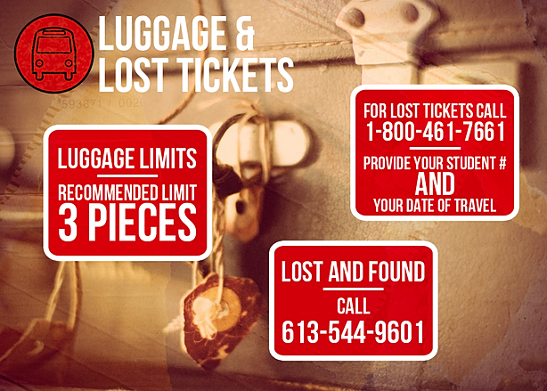 Lost Your ticket?
