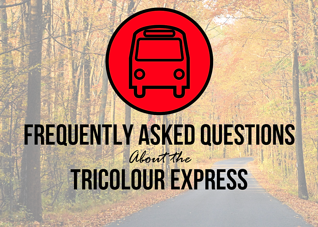 Tricolour Outlet | Frequently asked questions