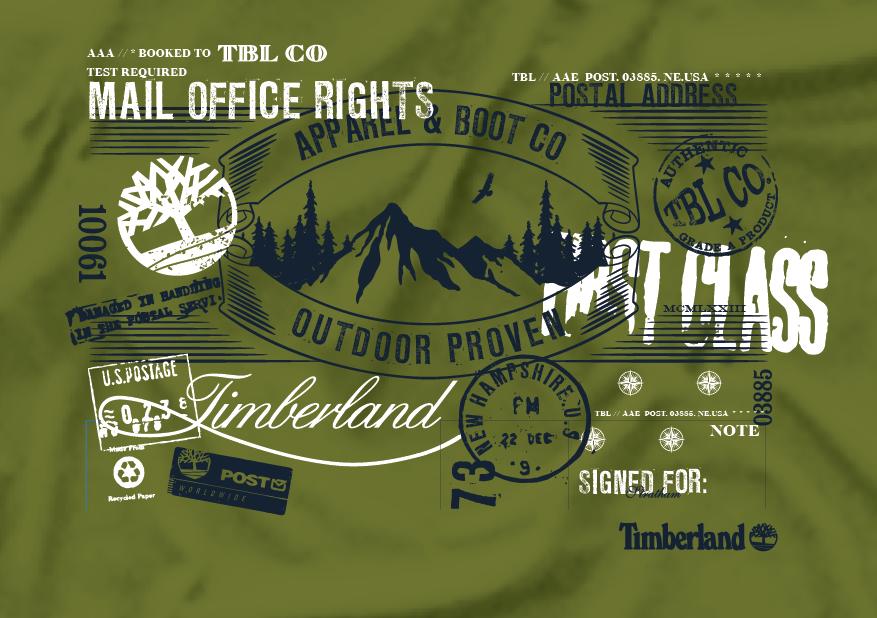 Timberland Postal Tee