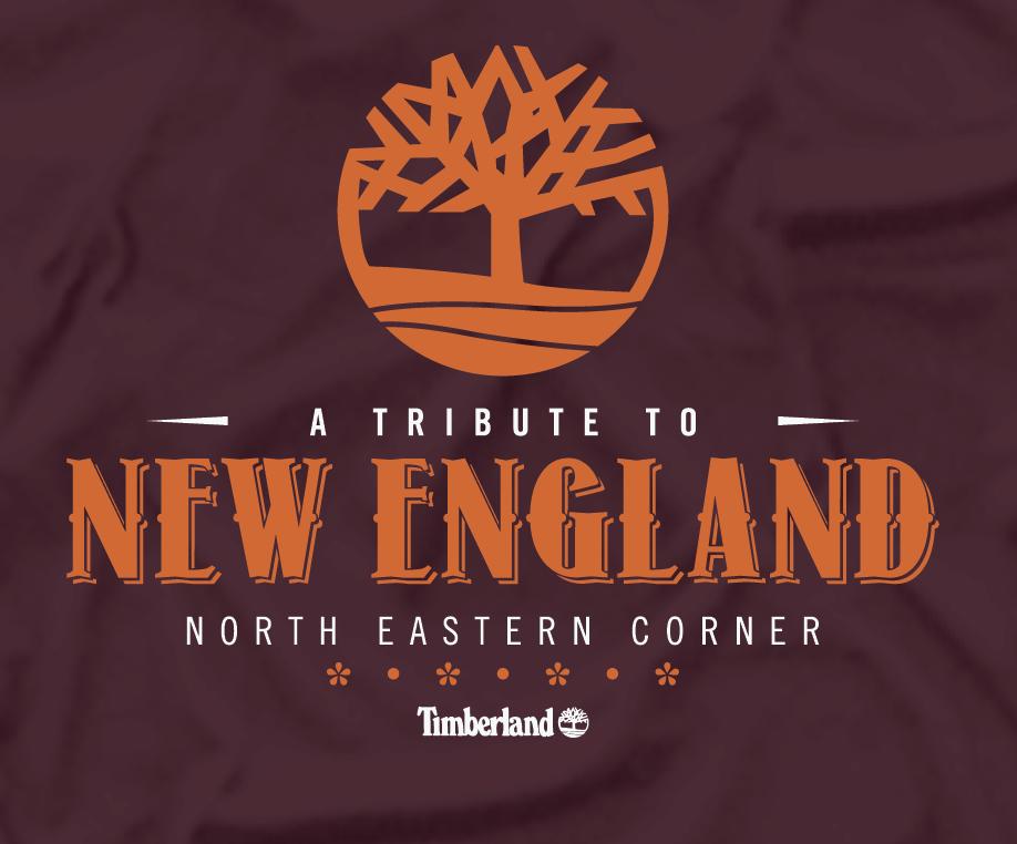 Timberland New EnglandTtee