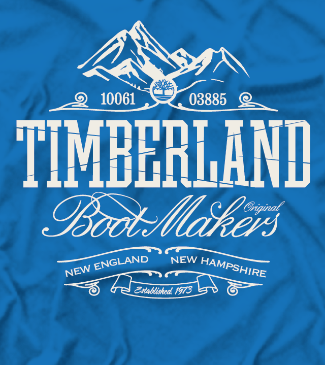Timberland Boot Maker Co Tee