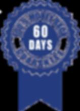 garanzia 60 giorni