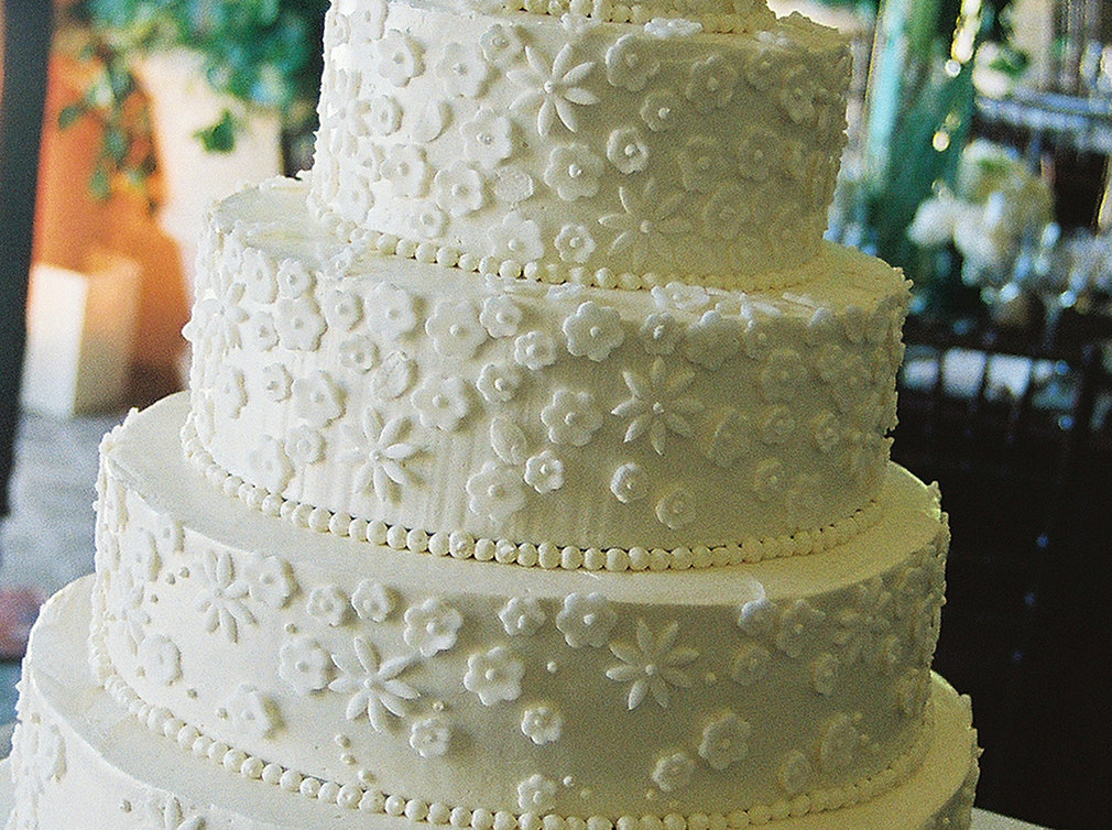 Dolce Cakes Bay Area Wedding Cakes