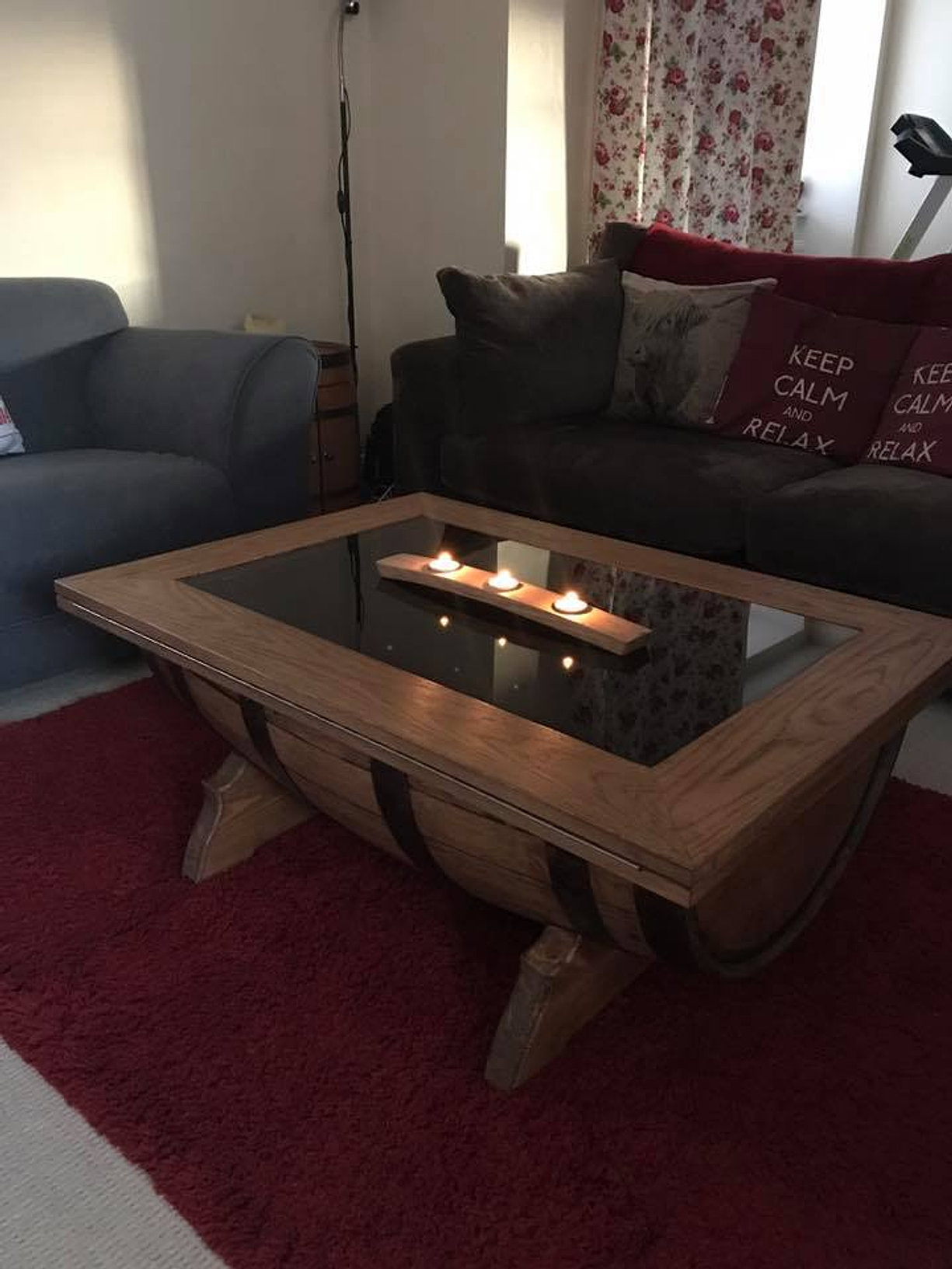 the upcycled timber co. | reclaimed timber & whisky barrel furniture