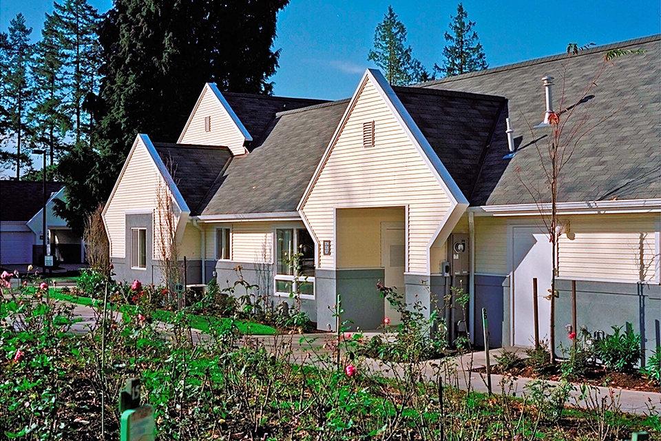 Gabbertarchitect Wesley Homes Exterior